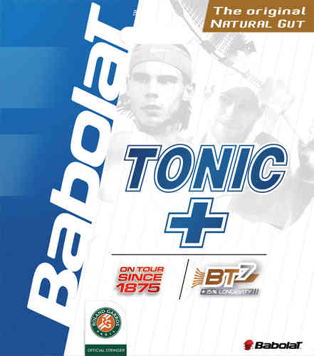 Babolat Tonic+ Longvity 12m Set