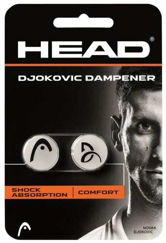Head Djokovic Dämpfer 2er-Pack