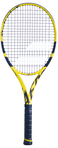 Babolat Pure Aero Team 2019 besaitet