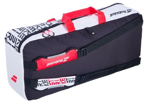 Babolat Pure Strike Duffle weiss/rot