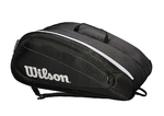 Wilson Fed Team 12 Pack black/white